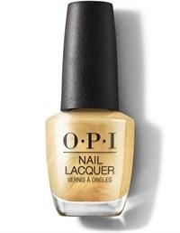 "OPI This Gold Sleighs Me, 15 мл. - лак для ногтей OPI ""Мои золотые сани"""