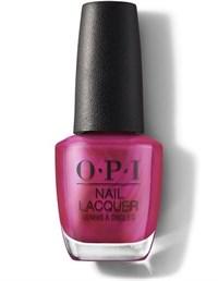 "OPI Merry in Cranberry, 15 мл. - лак для ногтей OPI ""Клюква навеселе"""