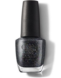 "HRM12 OPI Heart and Coal, 15 мл. - лак для ногтей OPI ""Сердце и уголь"""