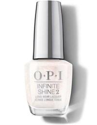 "HRM36 OPI Infinite Shine Naughty or Ice?, 15 мл. - лак для ногтей ""Озорной или ледяной?"""