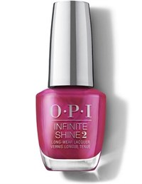 "HRM42 OPI Infinite Shine Merry in Cranberry, 15 мл. - лак для ногтей ""Пьянящая клюква"""