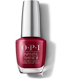 "HRM43 OPI Infinite Shine Red-y For the Holidays, 15 мл. - лак для ногтей ""Готов к праздникам"""