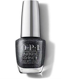 "HRM47 OPI Infinite Shine Heart and Coal, 15 мл. - лак для ногтей ""Сердце и уголь"""