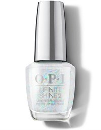 "HRM48 OPI Infinite Shine All Atwitter in Glitter, 15 мл. - лак для ногтей ""Весь твиттер в блёстках"""