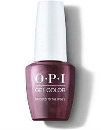 """OPI GelColor ProHealth Dressed to the Wines, 15 мл. - гель лак OPI """"Одетый в вино"""""""