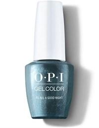 """OPI GelColor ProHealth To All A Good Night, 15 мл. - гель лак OPI """"Всем спокойной ночи"""""""