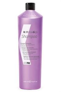 KAYPRO No Yellow Gigs Shampoo, 1000 мл. - шампунь против нежелательных жёлтых оттенков