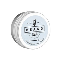 KAYPRO Beard Club Moustache Wax, 60 мл. - воск для бороды и усов