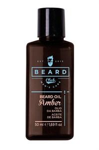 KAYPRO Beard Club Beard Oil Amber, 50 мл. - масло для бороды янтарное