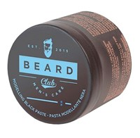 KAYPRO Beard Club Modelling Black Paste, 100 мл. - паста для волос чёрная моделирующая