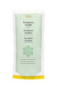 Парафин для рук GiGi Eucalyptus Paraffin, 453 г. с ароматом эвкалипта