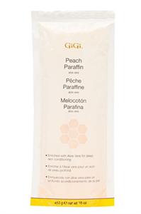 Парафин для рук GiGi Peach Paraffin, 453 г. с ароматом персика