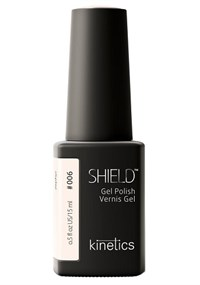 "Kinetics Shield Gel Polish Zephyr, 15 мл. - гель лак Кинетикс №006 ""Зефир"""