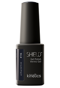 "Kinetics Shield Gel Polish Sinful, 15 мл. - гель лак Кинетикс №116 ""Грешник"""