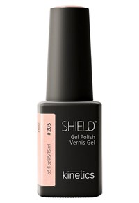 "Kinetics Shield Gel Polish Flirty, 15 мл. - гель лак Кинетикс №205 ""Кокетка"""