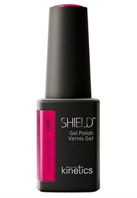 "Kinetics Shield Gel Polish Jazz Lips, 15 мл. - гель лак Кинетикс №208 ""Джазовые губы"""