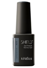 """Kinetics Shield Gel Polish Grey, no Pink, 15 мл. - гель лак Кинетикс №215 """"Серый, не розовый"""""""