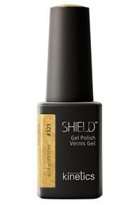 "Kinetics Shield Gel Polish Glam Shine, 15 мл. - гель лак Кинетикс №323 ""Блеск Гламура"""