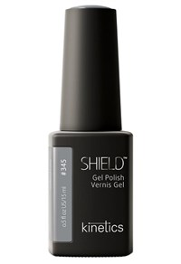 "Kinetics Shield Gel Polish Iceland Grey, 15 мл. - гель лак Кинетикс №345 ""Серая Исландия"""