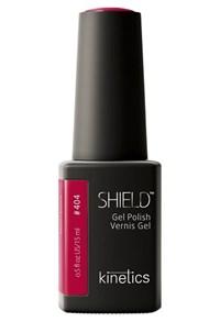 "Kinetics Shield Gel Polish More Lipstick, 15 мл. - гель лак Кинетикс №404 ""Больше помады"""