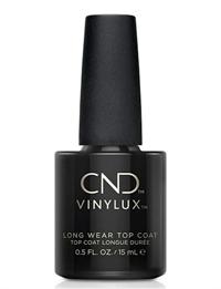 Верхнее покрытие CND VINYLUX Top Coat, 15 мл. топ для лака Винилюкс