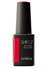 """Kinetics Shield Gel Polish Get Red Done, 15 мл. - гель лак Кинетикс №435 """"Красный готов"""""""