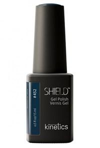 "Kinetics Shield Gel Polish Whatever, Blue, 15 мл. - гель лак Кинетикс №452 ""Какой угодно, синий"""