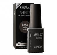 База для гель лака Kinetics Shield Light Base Coat, 15 мл. для крепких ногтей