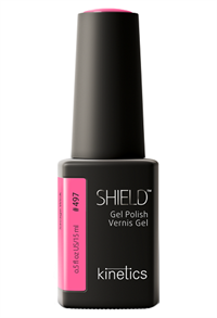 "Гель-лак Kinetics Shield Gel Polish #497 Savage Wink, 15 мл. ""Подмигни"""