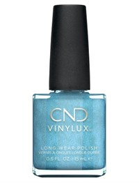 Лак для ногтей CND VINYLUX #102 Azure Wish, 15 мл. профессиональное покрытие