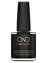 Лак для ногтей CND VINYLUX #105 Black Pool, 15 мл. профессиональное покрытие