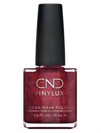 Лак для ногтей CND VINYLUX #110 Dark Lava, 15 мл. профессиональное покрытие