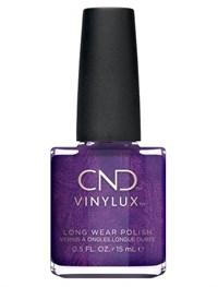 Лак для ногтей CND VINYLUX #117 Grape Gum, 15 мл. профессиональное покрытие