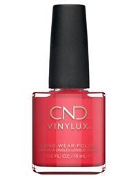 Лак для ногтей CND VINYLUX #122 Lobster Roll, 15 мл. профессиональное покрытие