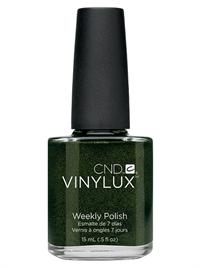 Лак для ногтейCND VINYLUX #137 Pretty Poison, 15 мл. профессиональное покрытие