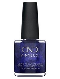 Лак для ногтей CND VINYLUX #138 Purple Purple, 15 мл. профессиональное покрытие