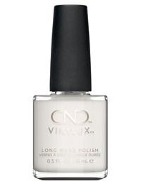 Лак для ногтей CND VINYLUX #151 Studio White, 15 мл. профессиональное покрытие