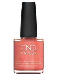 Лак для ногтей CND VINYLUX #163 Desert Poppy, 15 мл. профессиональное покрытие