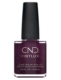 Лак для ногтей CND VINYLUX #175 Plum Paisley, 15 мл. профессиональное покрытие