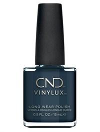 Лак для ногтей CND VINYLUX #176 Indigo Frock, 15 мл. профессиональное покрытие