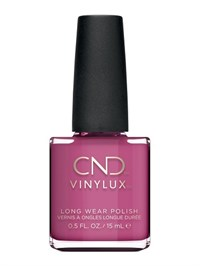 Лак для ногтей CND VINYLUX #188 Crushed Rose, 15 мл. недельное покрытие