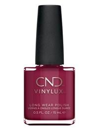 Лак для ногтей CND VINYLUX #197 Rouge Rite,15 мл. недельное покрытие