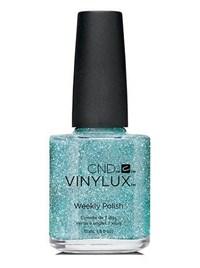 Лак для ногтей CND VINYLUX #204 Glacial Mist, 15 мл. недельное покрытие
