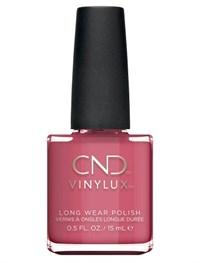 Лак для ногтей CND VINYLUX #207 Irreverent Rose, 15 мл. недельное покрытие