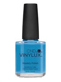 Лак для ногтей CND VINYLUX #211 Digi-teal, 15 мл. профессиональное покрытие