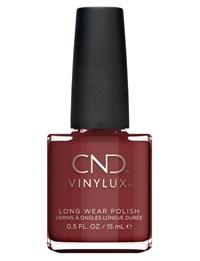 Лак для ногтей CND VINYLUX #222 Oxblood, 15 мл. недельное покрытие