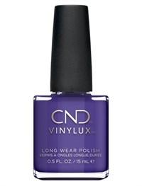 Лак для ногтей CND VINYLUX #236 Video Violet, 15 мл. недельное покрытие
