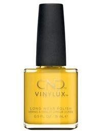 Лак для ногтей CND VINYLUX #239 Banana Clips, 15 мл. профессиональное покрытие