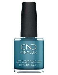 Лак для ногтей CND VINYLUX #255 Viridian Veil, 15 мл. недельное покрытие