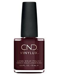 лак для ногтей CND VINYLUX #304 Black Cherry, 15 мл. недельное покрытие